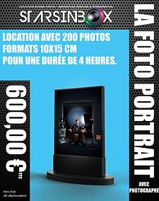 Pack Foto portrait2021 600 € 4 HEURES.pn