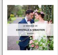 Album photo mariage luxe
