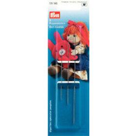 131140 Prym Doll needles 70/80/127 mm