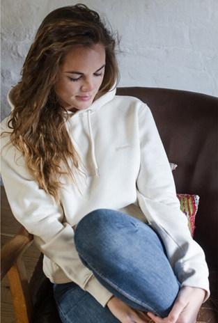 Sustainable Irish fashion brand sweatshirt hoodie