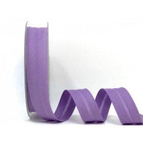 6120 25mm 08 Lilac Safisa Polycotton Bias Binding