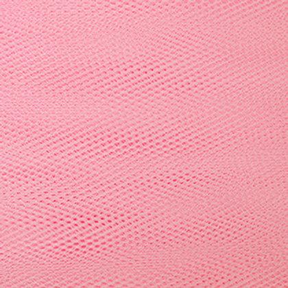 Dress Net - Sealing Wax Pink