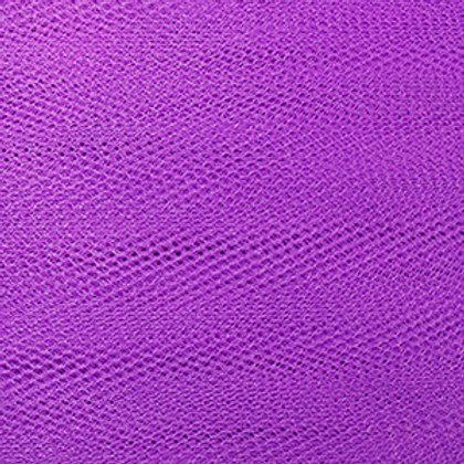 Dress Net - Violet Purple