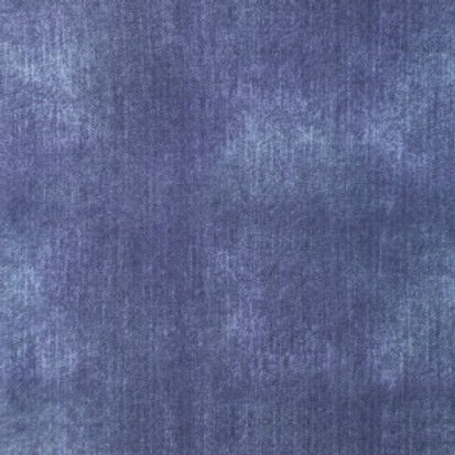 Cotton Jersey  - Jeans Effect Fabric - Blue