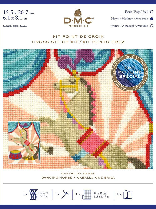 Cross Stitch Kit -  DMC - Poisson Tropical