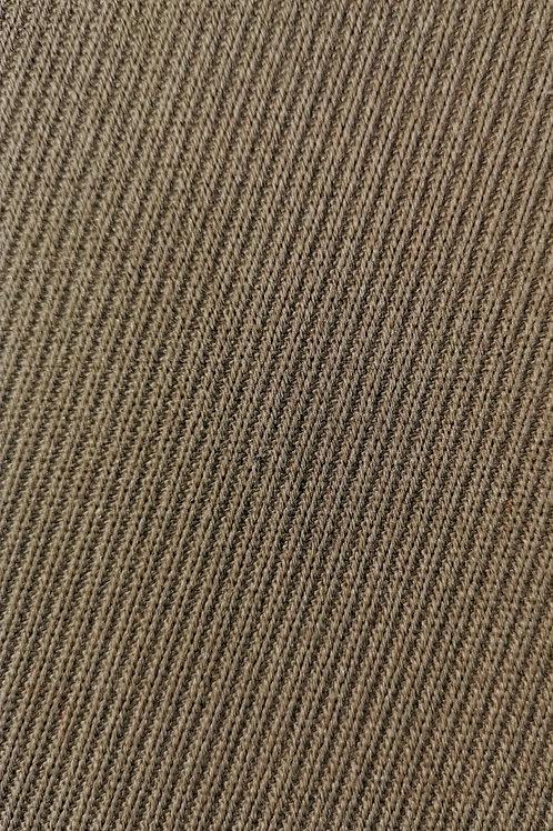 Dress Fabric - Wool - Ribbed - Khaki Green