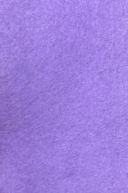 Felt Fabric - Lilac