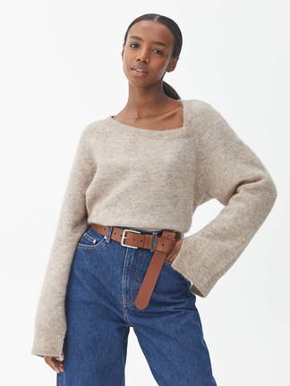 knitwear arket jumper