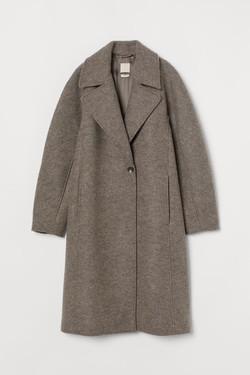 H & M Wool Coat