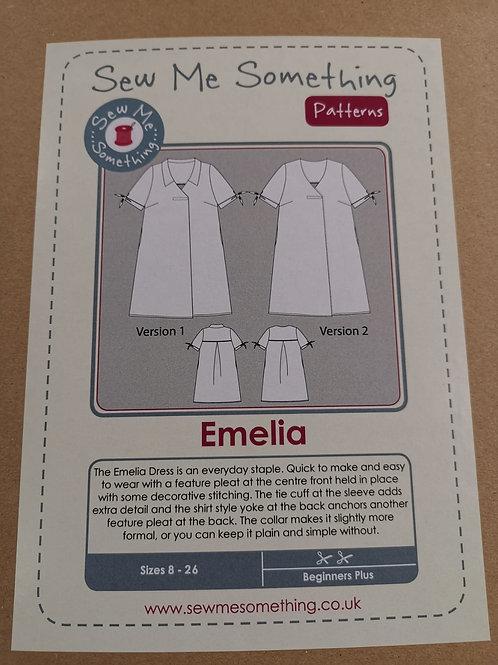 Sew Me Something - Emelia Dress (Sizes 8 - 26)