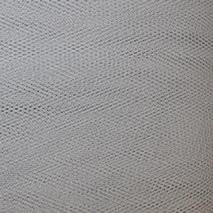 Dress Net - Silver Grey