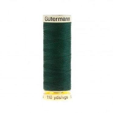 Gütermann Sew All Thread -  100 Meters - Green - 472