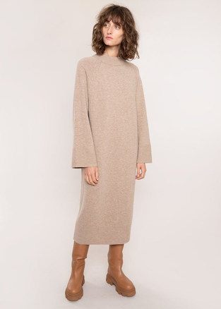 mock-neck-wide-sleeve-sweater-dress-in-m