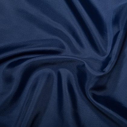 Monaco - Anti Static Dress Lining - Navy Blue