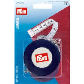 282260 Prym Spring tape measure Jumbo cm/inch 300 cm 120 inch