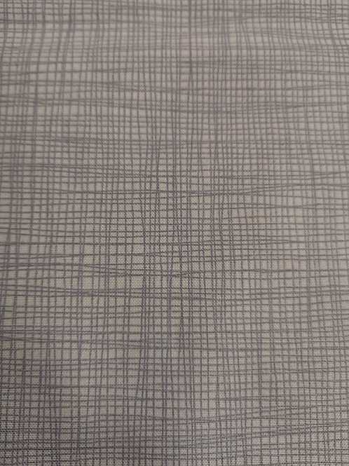 Remnant - Makower - Linea - 100% Cotton Chambray - 0.40 Meter