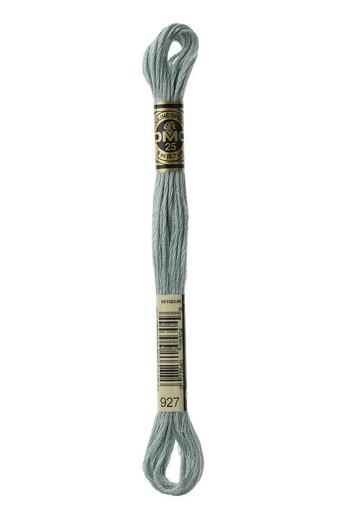 Stranded Cotton Hand Embroidery Thread (117) - Colour 927