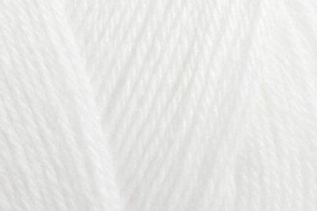 Stylecraft - Wondersoft 4 Ply - White - 1001
