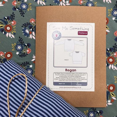 Sew Me Something - Regan Top (Sizes 8 - 22)