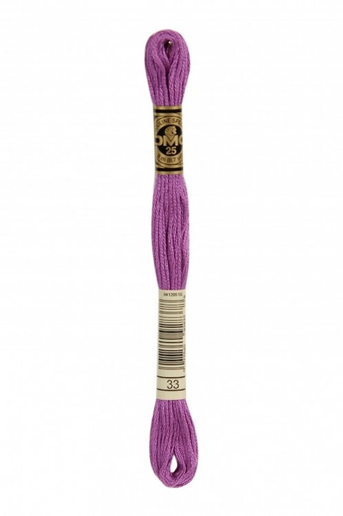 Stranded Cotton Hand Embroidery Thread (117) - Colour 33