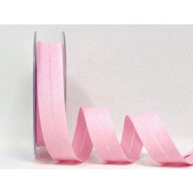 6120 25mm 05 Pale Pink Safisa Polycotton Bias Binding