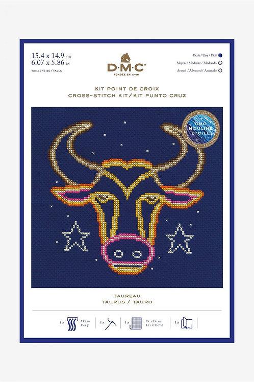 Cross Stitch Kit -  DMC - Taurus