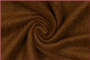 Dress Fabric - Anti-Pill Polar Fleece - Brown
