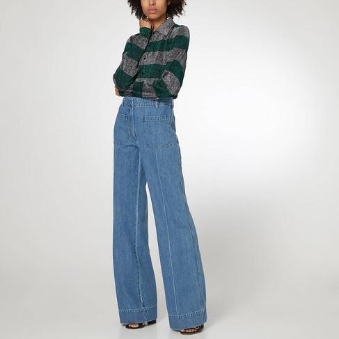 jeans denim victoria beckham