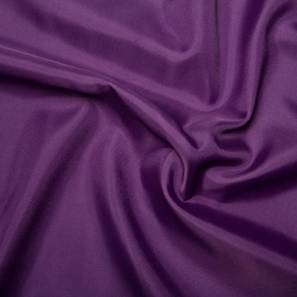 Monaco - Anti Static Dress Lining - Purple