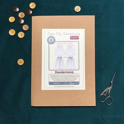 Sew Me Something - Desdemona Skirt (Sizes 8 - 22)
