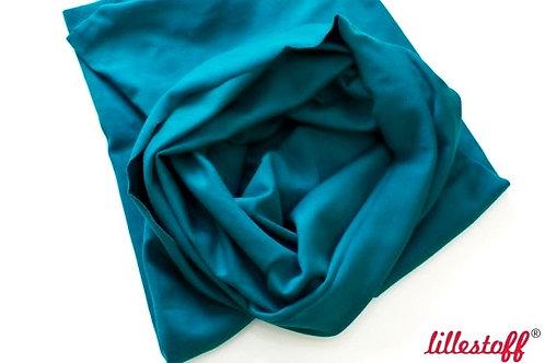 Lillestoff - Organic Cotton Jersey Ribbing - Teal