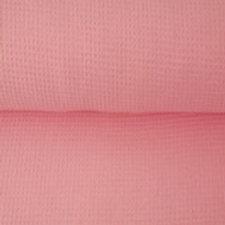 Waffle Cotton - Pale Pink - OC 100/010
