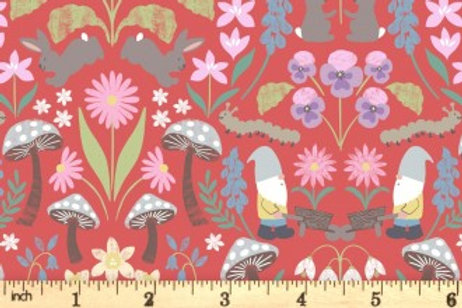Lewis And Irene - Jolly Spring - Jolly Spring - Red - A341.3