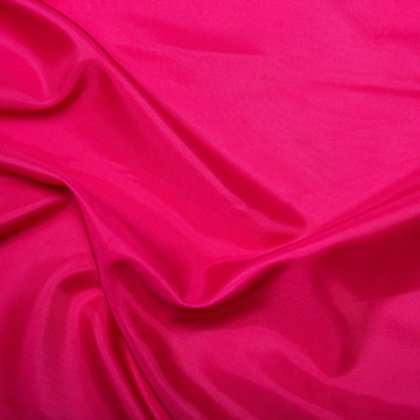 Monaco - Anti Static Dress Lining - Cerise Pink