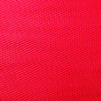 Dress Net - Cherry Red