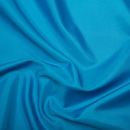 Monaco - Anti Static Dress Lining - Turquoise Blue
