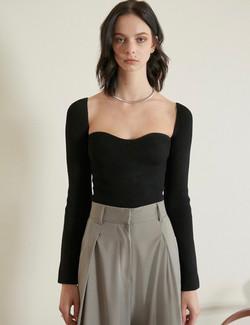 Pixie MArket Chiara Knit Top