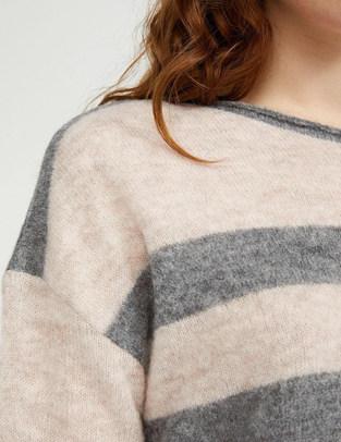 anaa-fine-stripes-light-caramel-melange-