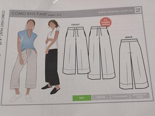 Style arc - Como Knit Pant