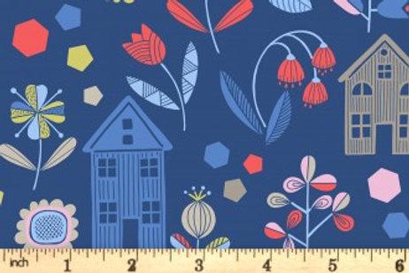 Lewis And Irene - Hann's House - Hann's House - Blue -  A276.3