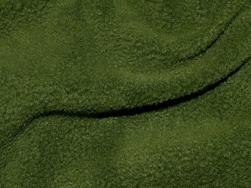 Dress Fabric - Anti-Pill Polar Fleece - Green