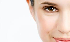 Wrinkle removing Botox.