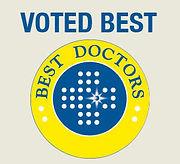 Voted Best Dermatologist/Best Doctors