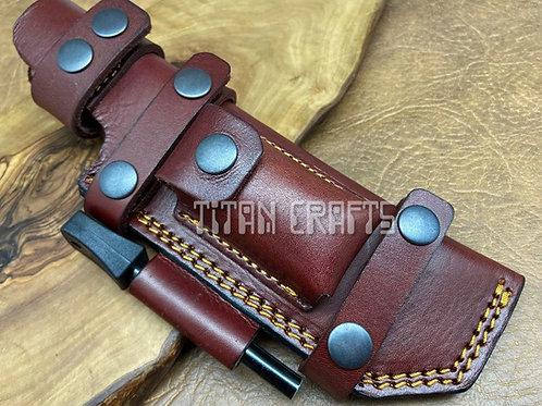 Premium Quality Cowhide Leather Sheath 2BR-N