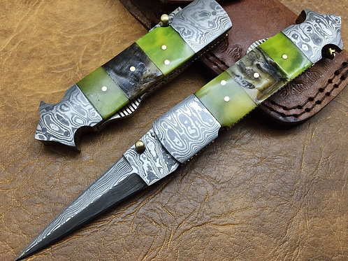 Titan's  Folding Knife Dagger-224