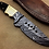 Thumbnail: One of a Kind Hunting Knife Camel Bone & Horn 4099