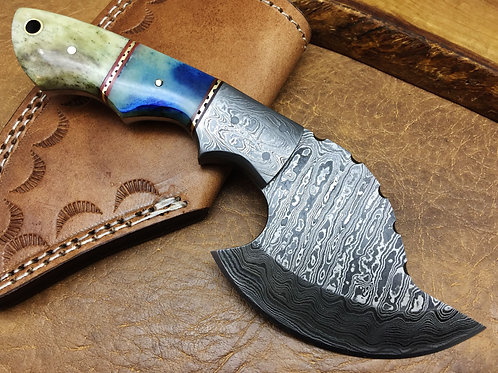 Damascus Steel Ax-2456W