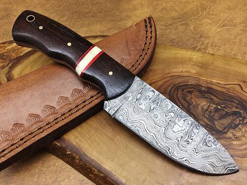 Damascus Steel Knife SK4W