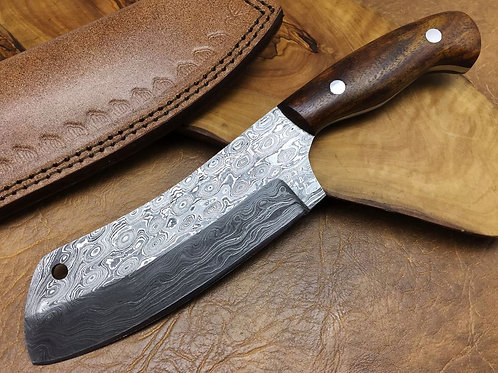 Damascus Kitchen/Chef  Knife K5