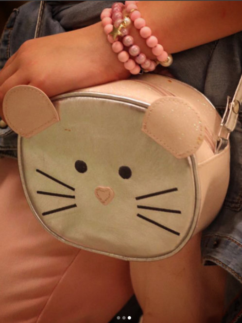 Mini Cat Bag